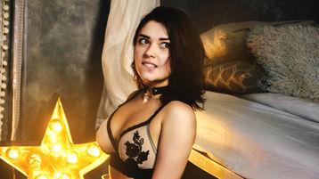 BrightDiamondX:n kuuma kamera-show – Nainen sivulla Jasmin