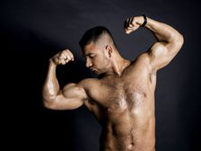 a0MuscledStud - Are you into leather or fetish? Combine the two for more fun!