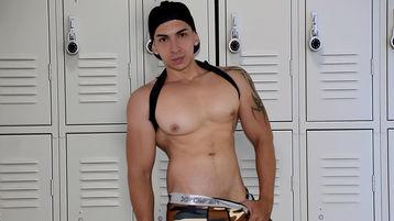 BrandonSexxy's hot webcam show – Boy on boy on Jasmin