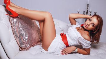 JoyfulAdalyn:n kuuma kamera-show – Nainen sivulla Jasmin