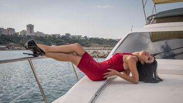 SophieRussof:n kuuma kamera-show – Nainen sivulla Jasmin