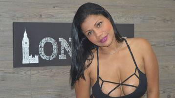 KarenGuzman tüzes webkamerás műsora – Lány Jasmin oldalon