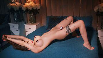 Show-ul fierbinte al lui JulyReya – Fata pe Jasmin