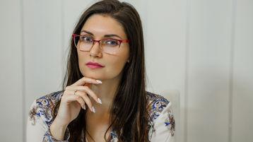 Renelinas hete nettkamerashow – Het flirt på Jasmin
