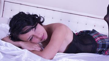 Show-ul fierbinte al lui EvePanther – Fata pe Jasmin