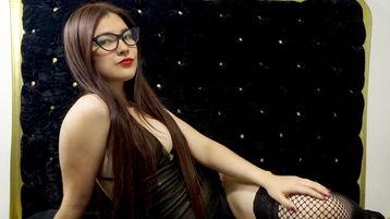 LucyWells:n kuuma kamera-show – Nainen sivulla Jasmin