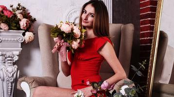 MarikaDazzlings hete nettkamerashow – Het flirt på Jasmin