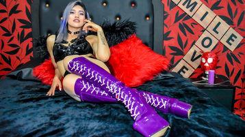 Sexy show su webcam di AmandaDirty – Fetish su Jasmin
