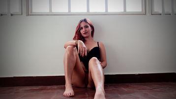 Show-ul fierbinte al lui AlissonJones – Fata pe Jasmin