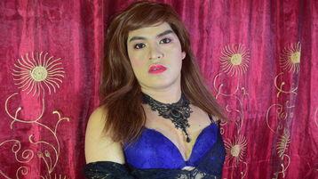 Gorący pokaz XXsweetshane – Transseksualista na Jasmin
