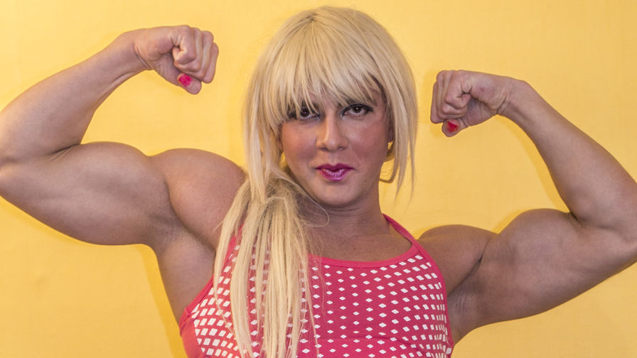 AliceMuscle's profile picture – Transgender on LiveJasmin