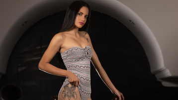 NormaLeiza'n kuuma webkamera show – Nainen Jasminssa