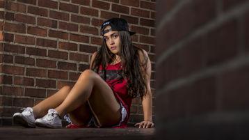 SoleilPotter:n kuuma kamera-show – Nainen sivulla Jasmin