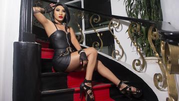 DanielaST`s heta webcam show – Transgender på Jasmin