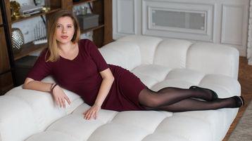 MalenaWhite'n kuuma webkamera show – Nainen Jasminssa