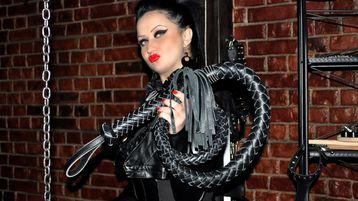 EvaDominatrix's hot webcam show – Fetish on Jasmin