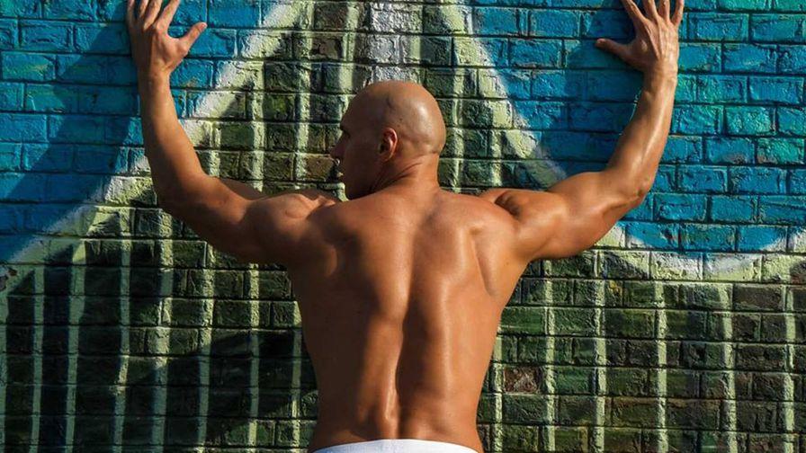 STRONGspartan's profil bild – Gay på LiveJasmin
