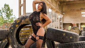Show fierbinte la webcam ChocoKissX  – Fata pe Jasmin