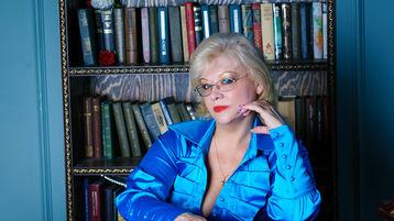 MadamBlond's heta webbkam show – Mogen Kvinna på Jasmin