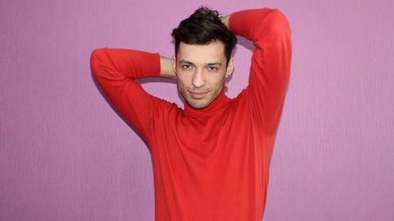 AmosSmith's profile picture – Gay op LiveJasmin