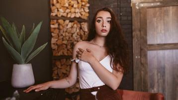 EffiePretty szexi webkamerás show-ja – Lány a Jasmin oldalon