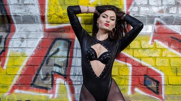 CruellaaDommee'n kuuma webkamera show – Fetissi Jasminssa