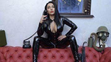 KinkySisy のホットなウェブカムショー – Jasminのフェチ女