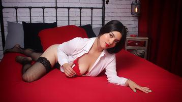 IvyAryah:n kuuma kamera-show – Nainen sivulla Jasmin