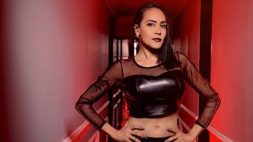 KimHall szexi webkamerás show-ja – Lány a Jasmin oldalon