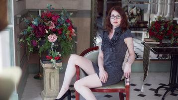 Show quente na webcam de GinaDessert – Meninas em Jasmin