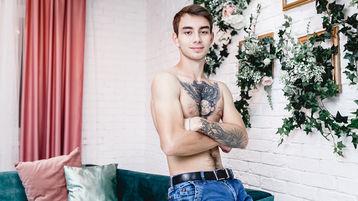 RickDiesel's hot webcam show – Boy on boy on Jasmin