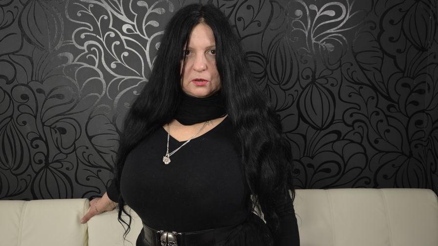 MariaDark fotografía de perfil – Mujer Madura en LiveJasmin