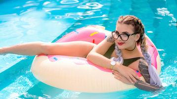 OceanMeli szexi webkamerás show-ja – Lány a Jasmin oldalon
