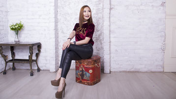 ShiAmie'n kuuma webkamera show – Nainen Jasminssa