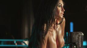 LindaClara szexi webkamerás show-ja – Lány a Jasmin oldalon