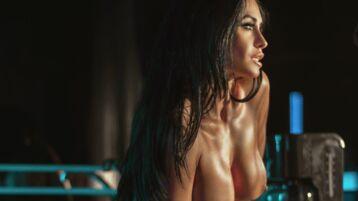 LindaClara:n kuuma kamera-show – Nainen sivulla Jasmin