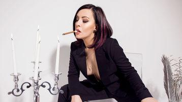 Sophisticat szexi webkamerás show-ja – Lány a Jasmin oldalon