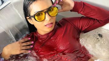 Show quente na webcam de THALYsexy – Meninas em Jasmin