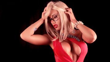 LoraHenderson:n kuuma kamera-show – Nainen sivulla Jasmin