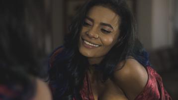 Ayzel:n kuuma kamera-show – Nainen sivulla Jasmin