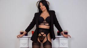 Show quente na webcam de Ceelyne – Meninas em Jasmin
