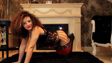 CindyGlamourX tüzes webkamerás műsora – Érett Hölgy Jasmin oldalon
