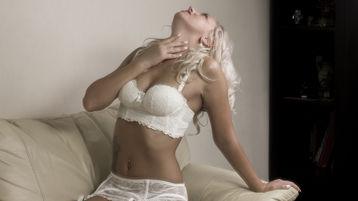 BlondHotty vzrušujúca webcam show – Dievča na Jasmin