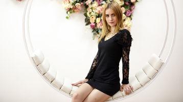 VikkiShine szexi webkamerás show-ja – Lány a Jasmin oldalon