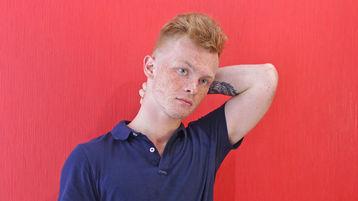 GingerBrain's hot webcam show – Boy on boy on Jasmin