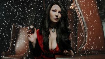 Show fierbinte la webcam NinaStern  – Cosplay pe Jasmin