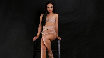 FiamSachi tüzes webkamerás műsora – Transzszexuális Jasmin oldalon