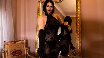 CrystalFetish szexi webkamerás show-ja – Fétis  a Jasmin oldalon