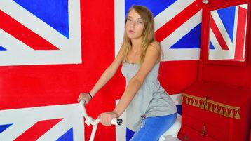 CherryBlond`s heta webcam show – Flickor på Jasmin