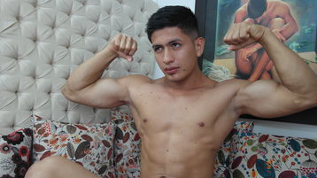 PRUCIANOMUSCLE's hot webcam show – Boy on boy on Jasmin